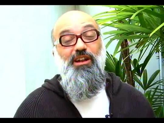 Programa do Roger - Entrevista com o Ricky Bols, artista gráfico - Pocket - 03/06/2014