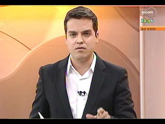 TVCOM 20 Horas - A invasão argentina no Rio Grande do Sul - Bloco 2 - 23/06/2014