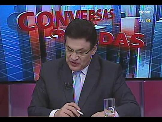 Conversas Cruzadas - Debate sobre o futuro de Porto Alegre após a Copa - Bloco 4 - 25/06/2014