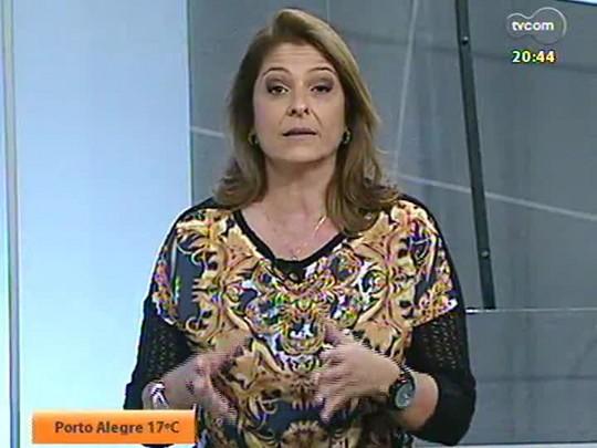 TVCOM Tudo Mais - Eleone Prestes fala sobre o uso de cor na cozinha