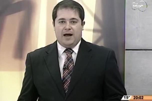 TVCOM 20 Horas - Funcionários alegam que caminhões de coleta apresentam problemas - 1º Bloco - 22/07/14