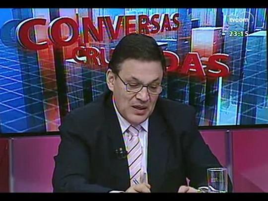 Conversas Cruzadas - Suspensão e expulsão de alunos por indisciplina: Sim ou não? - Bloco 4 - 04/08/2014