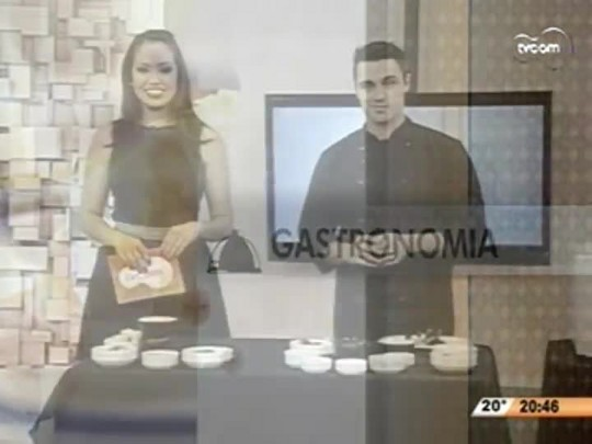 TVCOM Tudo+ - Gastronomia - 21.08.14