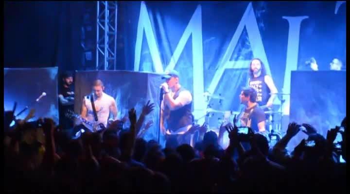 Show da Malta em Santa Maria