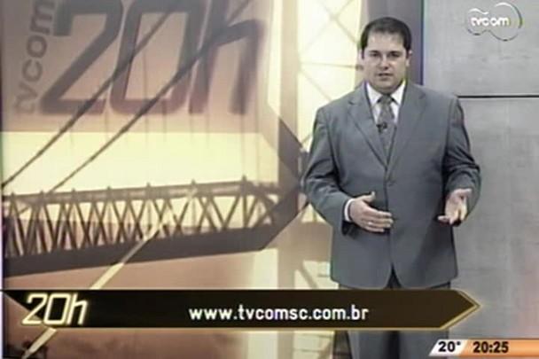 TVCOM 20 Horas - Agenda dos candidatos a governador - 2º Bloco - 25/08/14