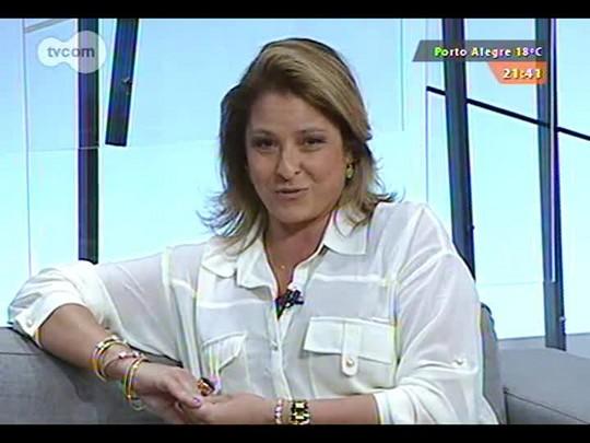 TVCOM Tudo Mais - Jornalista Geneton Moraes Neto fala sobre cinema e sua carreira