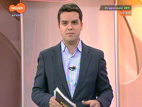 TVCOM 20 Horas - Prefeitura fará recadastramento de 100 mil imóveis. Pode haver reajuste no IPTU - Bloco 2 - 15/10/2014