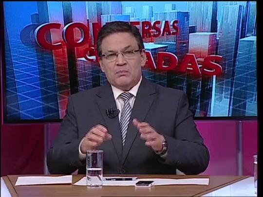 Conversas Cruzadas - As atribuições dos órgãos públicos em relação aos alvarás de estabelecimentos comerciais - Bloco 1 - 05/11/2014