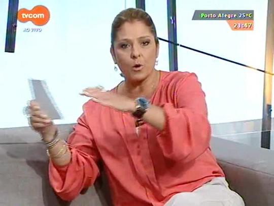 TVCOM Tudo Mais - Guri de Uruguaiana fala de show de Natal