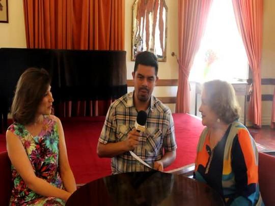 Confira a entrevista com Nicette Bruno e Beth Goulart