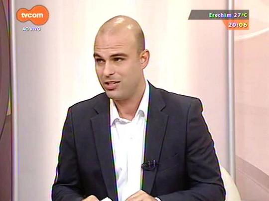 TVCOM 20 Horas - Secretário de Educação José Clóvis de Azevedo faz balanço de sua gestão - 29/12/2014