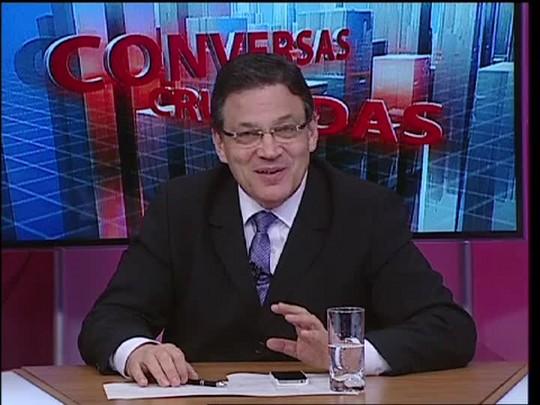 Conversas Cruzadas - Debate sobre o novo aeroporto da região metropolitana - Bloco 3 - 14/01/15