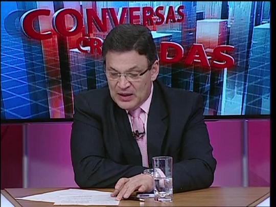 Conversas Cruzadas - Crise Hídrica no Estado - Bloco 03 - 05/02/15