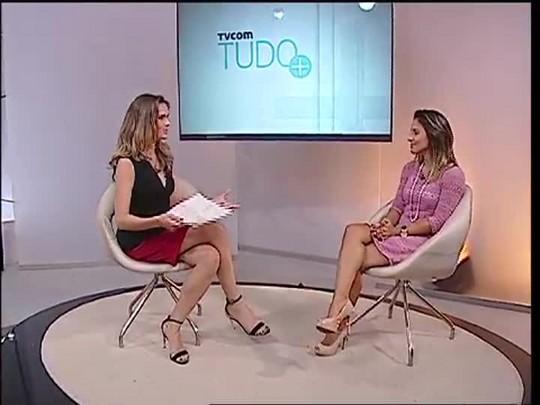 TVCOM Tudo Mais - \'Rede Social\': Fernanda Pandolfi comenta os looks do Oscar
