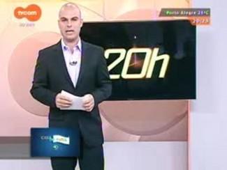TVCOM 20 Horas - Casa Civil voltará a se reunir com representantes de aprovados em concursos públicos que aguardam nomeação - 23/03/2015