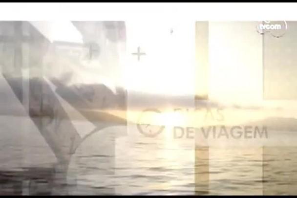 TVCOM Tudo+ - Ilha Grande (RJ) une aventura e cenários paradisíacos: quadro dicas de viagem - 15.04.15