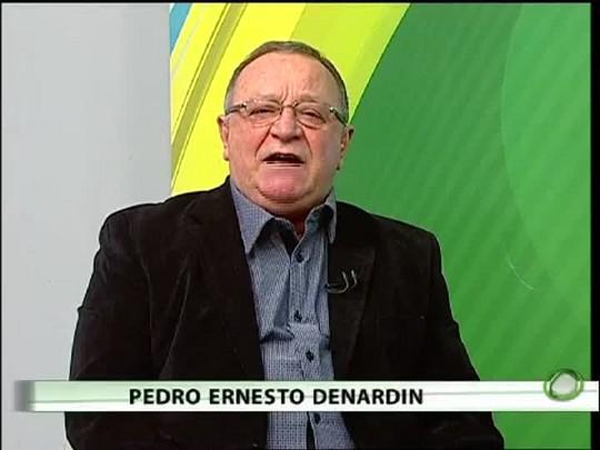 Bate Bola - 3ª Rodada do Brasileirão - Bloco 1 - 24/05/15