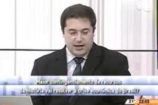 Conversas Cruzadas - Corte no orçamento nacional - 4º Bloco - 25.05.15