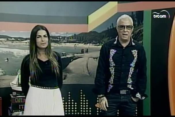 TVCOM De Tudo um Pouco. 1º Bloco. 13.09.15