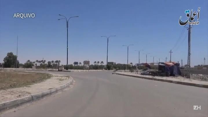 Estado Islâmico anuncia execução de dois reféns