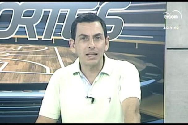 TVCOM Esportes. 4º Bloco. 19.01.16