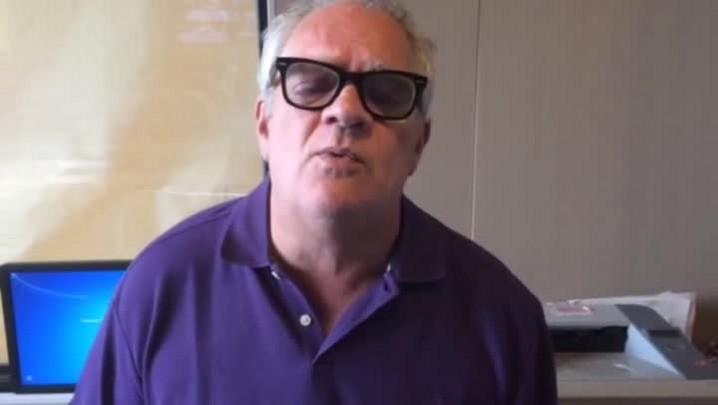 Zé Victor Castiel convoca torcida para se despedir de D\'Alessandro