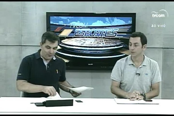 TVCOM Esportes. 1º Bloco. 05.02.16