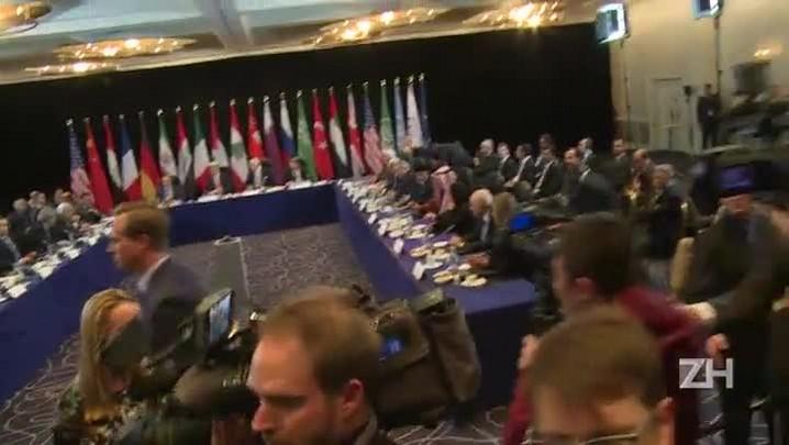 Fechado acordo para suspender hostilidades na Síria