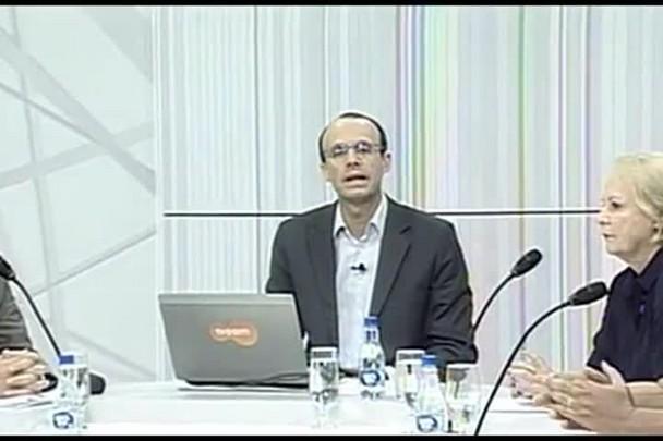 TVCOM Conversas Cruzadas. 2º Bloco. 11.03.16
