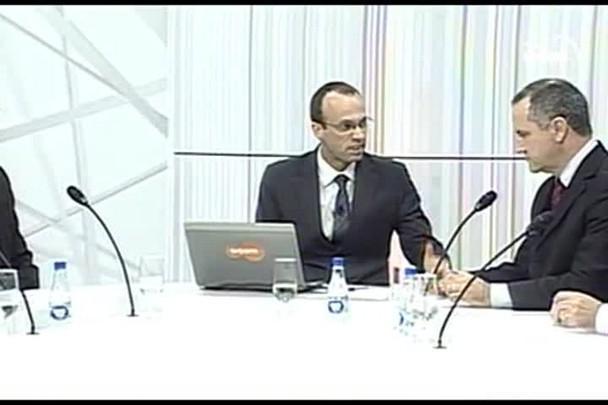 TVCOM Conversas Cruzadas. 4º Bloco. 06.04.16