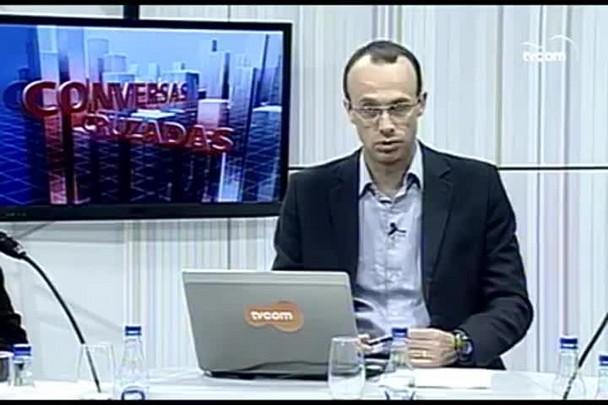 TVCOM Conversas Cruzadas. 3º Bloco. 31.05.16