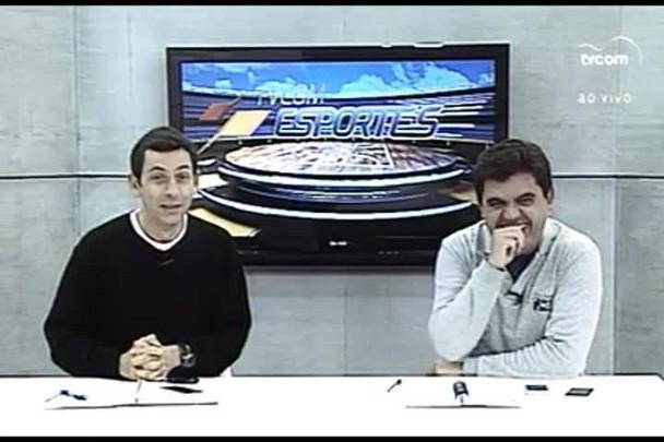 TVCOM Esportes. 4º Bloco. 22.06.16