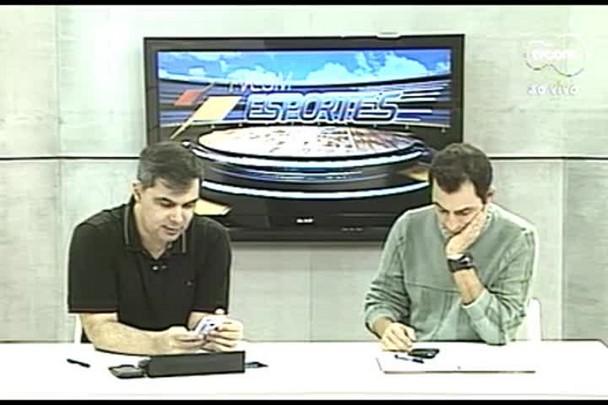 TVCOM Esportes. 4º Bloco. 14.07.16