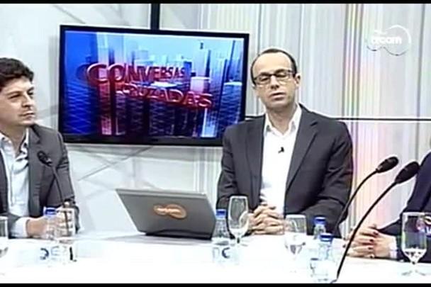 TVCOM Conversas Cruzadas. 3º Bloco. 01.09.16