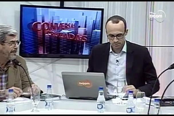 TVCOM Conversas Cruzadas. 4º Bloco. 05.09.16