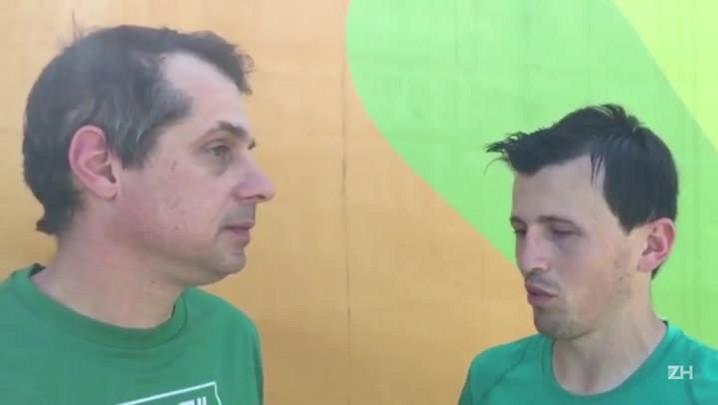 Melhor do mundo no futebol paraolímpico, Ricardinho comenta empate com Irã