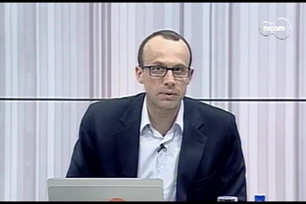TVCOM Conversas Cruzadas. 1º Bloco. 13.09.16