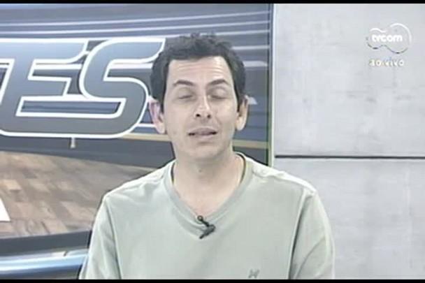 TVCOM Esportes. 2º Bloco. 13.09.16