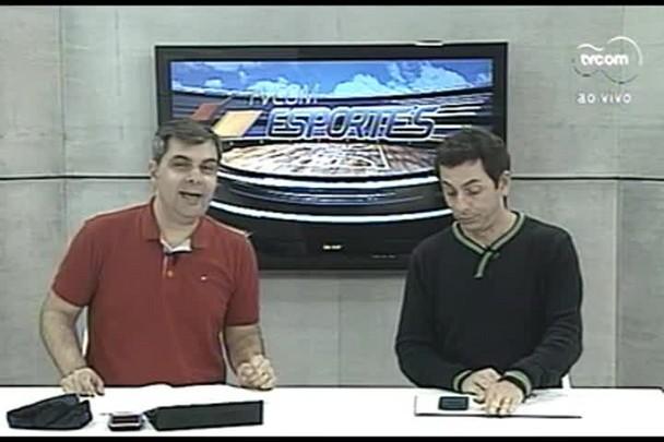 TVCOM Esportes. 1º Bloco. 15.09.16