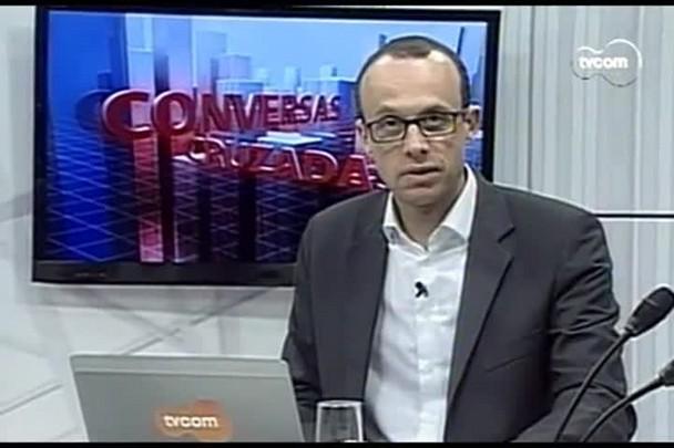 TVCOM Conversas Cruzadas. 3º Bloco. 22.09.16