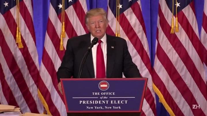 Trump diz que vai investigar suspeita de fraude eleitoral