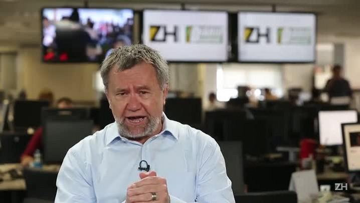 Luiz Zini: Grêmio vive com o número de R$ 7 milhões na cabeça