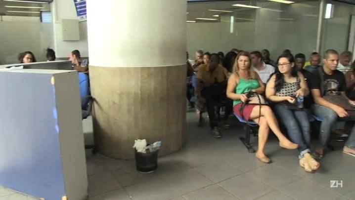 Desemprego no Brasil supera os 13%