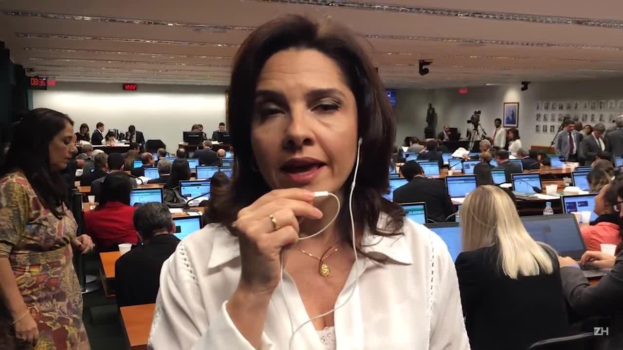 Carolina Bahia: governo Temer está preste a sofrer mais uma derrota