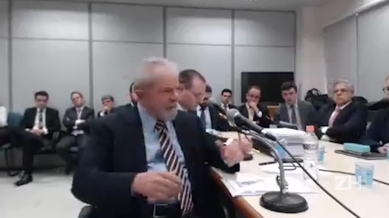 """Lula comenta depoimento de Palocci: \""""Há uma caça às bruxas\"""""""