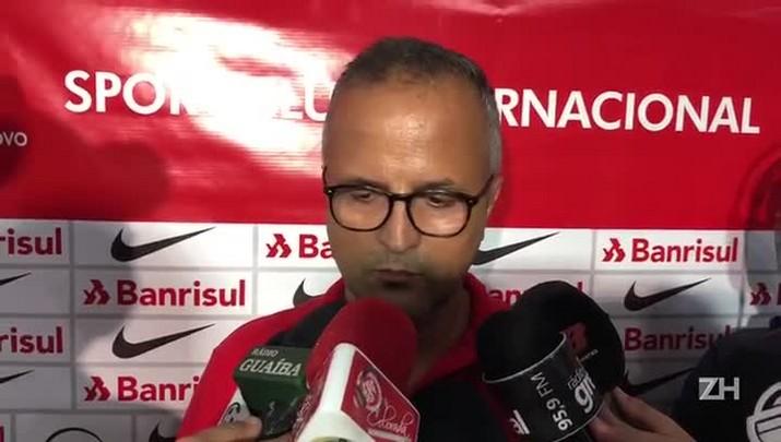 """Roberto Melo: \""""Temos um grupo forte\"""""""