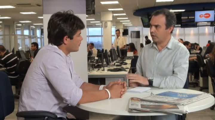 Vereadores eleitos da Capital - Entrevista com Edmilson