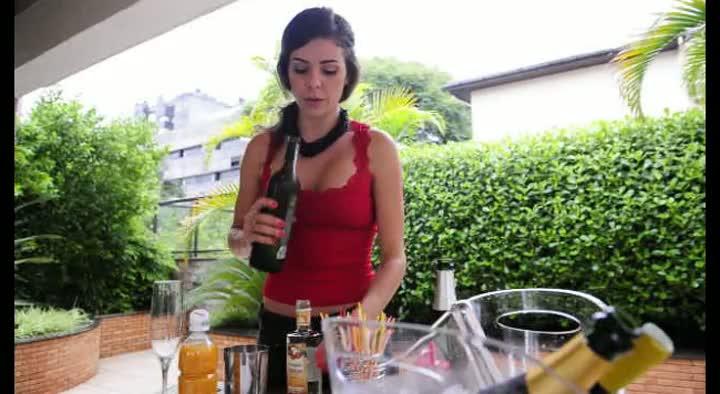 Drinques para o verão: Oba, Oba, She\'s my Shoo Shoo