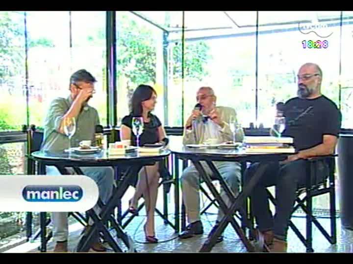 Café TVCOM - 12/01/2013 - Bloco 3 - Abolição da escravatura