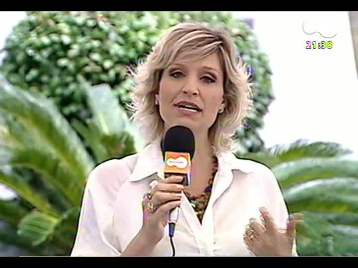 TVCOM Tudo Mais - Na barriga da mamãe: manchas no rosto e estrias